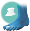 Hydrogel Silicone Gel Toe Spreaders - Small