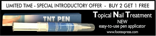 TNT Pen Topical Nail Treatment