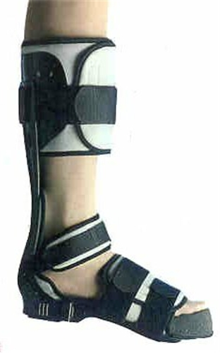 Wang Medical Posterior Leg Splint for Fasciitis and Tendonitis